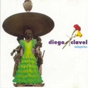 """CD012F2  DIEGO CLAVEL """"Malagueñas"""""""