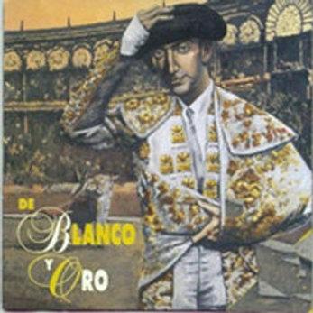 """CD011F  DIEGO CLAVEL/CAÑADÚ """"De Blanco y Oro"""""""