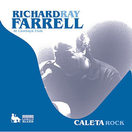 "CK6104   RICHARD RAY FARRELL ""Caleta rock"""