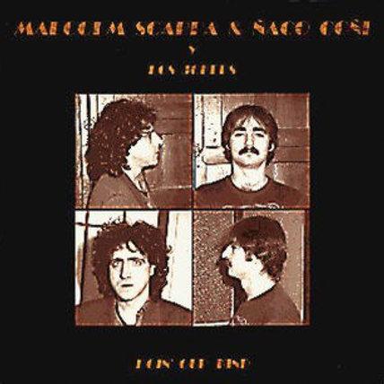 """CD024E - MALCOM SCARPA & ÑACO GOÑI  """"Doin' Our Kind"""""""