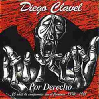 "CD008F DIEGO CLAVEL ""Por derecho"""