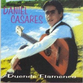 "CD014F  DANIEL CASARES ""Duende Flamenco"""