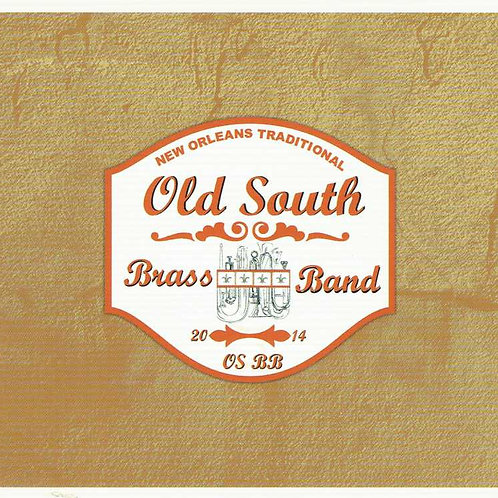 "OLD SOUTH BRASS BAND   ""Old South Brass Band"""""