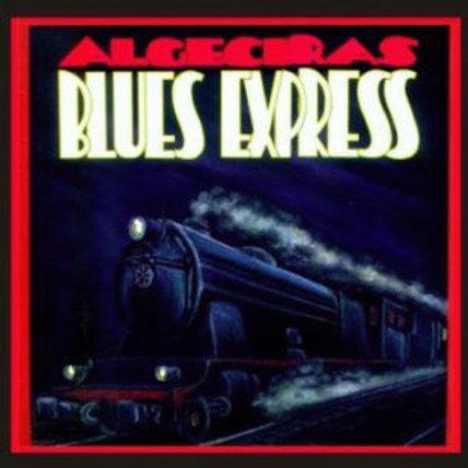 """CD015E (CD-R)  ALGECIRAS BLUES EXPRESS """"Algeciras blues express"""""""