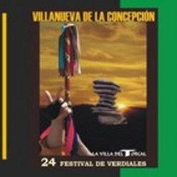CD023T (CD-R)   4º ENCUENTRO DE VERDIALES, VILLANUEVA DE LA CONCEPCIÓN