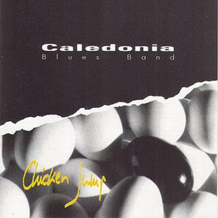 """BB114CD (CD-R) -  CALEDONIA B.B. """"Chiken jump"""""""