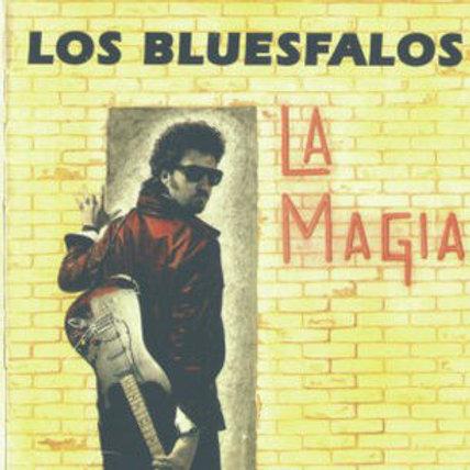 "CD026E (CD-R) LOS BLUESFALOS - ""La magia"""