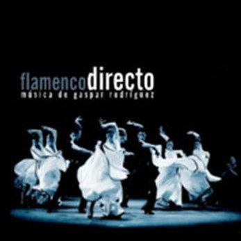 """CD017F  GASPAR RODRIGUEZ """"Flamenco Directo"""""""