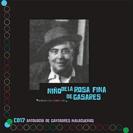 NIÑO DE LA ROSA FINA DE CASARES