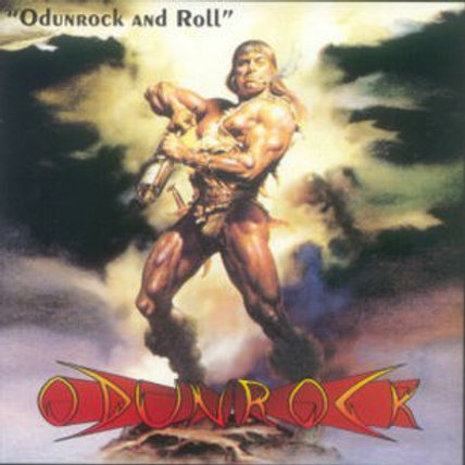 "CD014T   ODUM ROCK ""Odum rock and roll"""