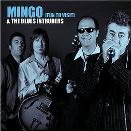 "CK6101  MINGO AND THE BLUES INTRUDERS ""Fun to Visit"""