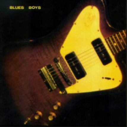"""CD020E (CD-R)   BLUES BOYS """"Made in Antequera"""""""