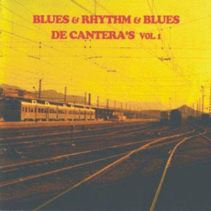 """CD029E (CD_R) Varias Bandas"""" BLUES DE CANTERAS ."""