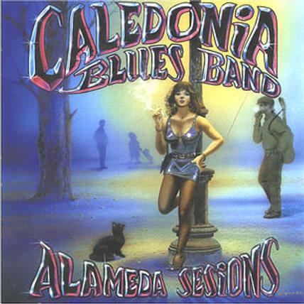 "BB108CD (CD-R) -  CALEDONIA B.B. ""Alameda sesion"""