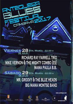 ANTEQUERA BLUES FESTIVAL 2017