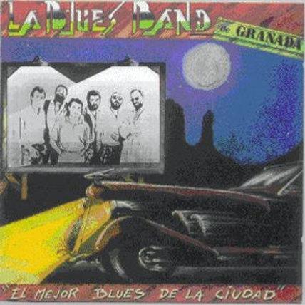 """CD017E  BLUES BAND DE GRANADA """"El mejor blues de la ciudad"""""""