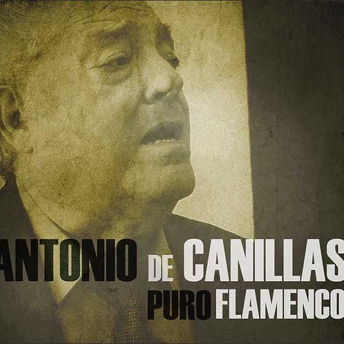 "KAR7747/2  ANTONIO CANILLAS  ""Puro Flamenco"""