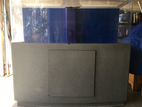 Acrylic 128 Gallon with Stand