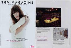 TGV Magazine - Janvier 2013