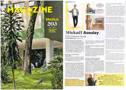 Air France Magazine - Mars 2014