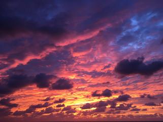 Neverending Sunrise!