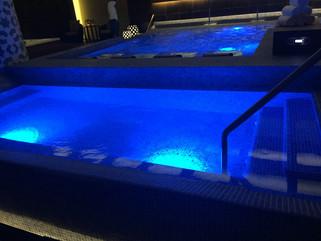 Beautiful Spa experience at the Royalton Riviera ;)
