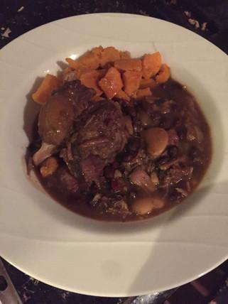 MIRA´s Oxtail Stew