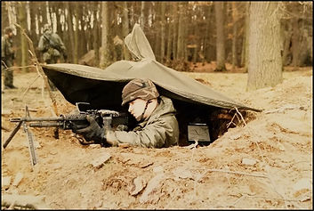 Training for Combat, Central Germany, 19