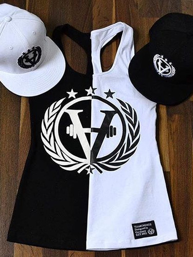 clothing, changewear, teamchange, sportbekleidung, sportswear, fitness fashion, streetwear, womens wear, gym wear, apparel, yoga pants, ladies, black and white, schwarz weiß, cap, caps, snapback, tops, tank tops, tanktop, muscle shirt