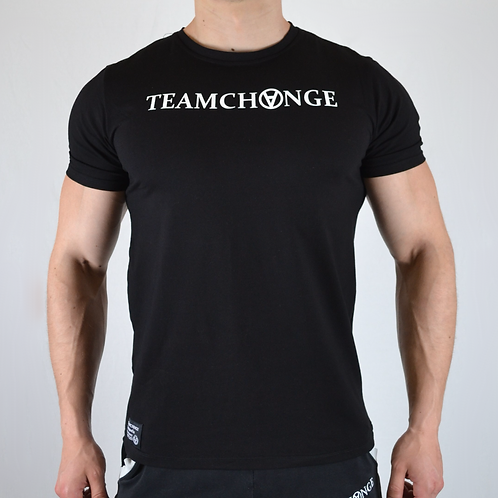 TEAMCHANGE Lifestyle Shirt Black