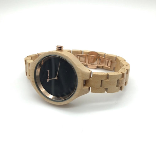 Autumn Watch - Light Brown/Black