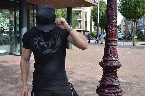 Lifestyle Shirt All Black 2.0