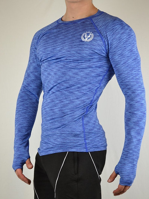 Performance Longsleeve Midnight Blue