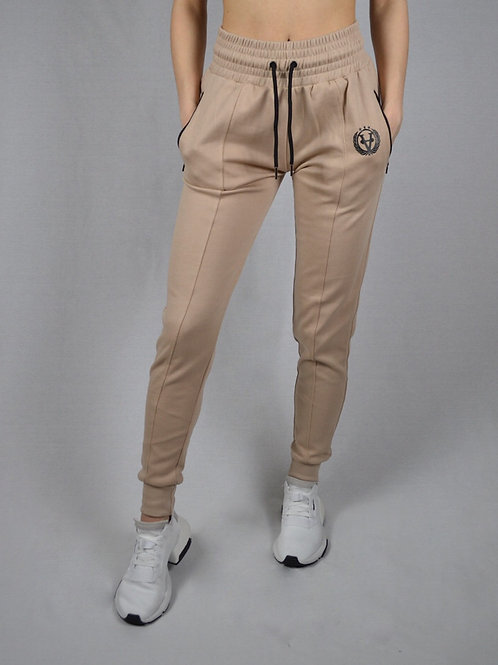 Light Joggers Creme Beige