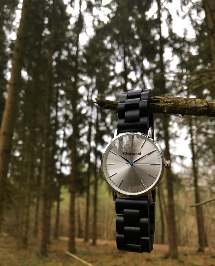 Basic Watch Ausblick Wald