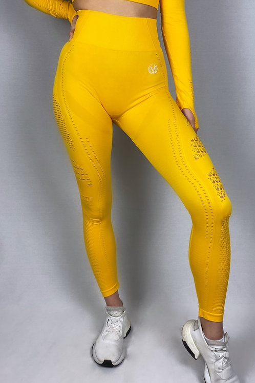 New Generation Seamless Leggings Sunshine Yellow