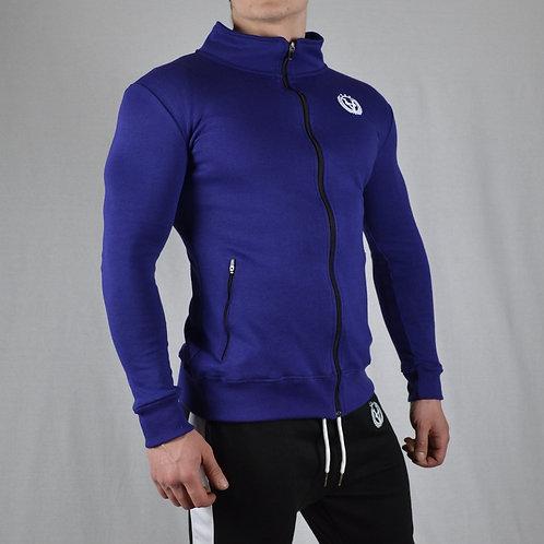 Performance Zipper Midnight Blue/White