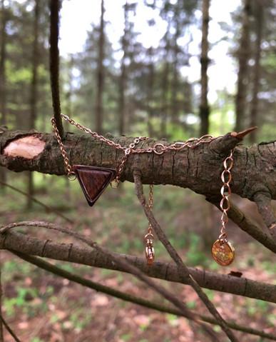 rose gold, nachhaltig, natur, westerwald, armbänder