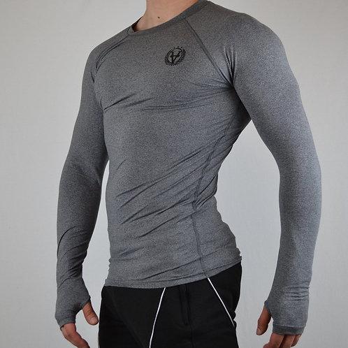 Performance Longsleeve Grey