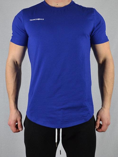 Striped Shirt Dark Blue/White