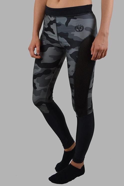 Military Mesh Leggings