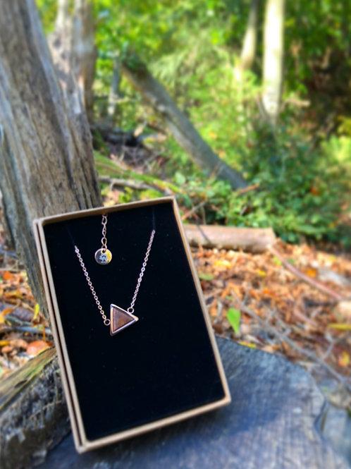 Westwood Triangle Bracelet Silver