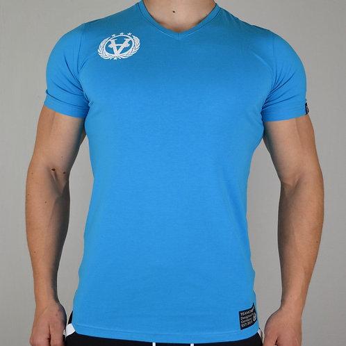 Luxury Lifestyle Shirt Skyblue