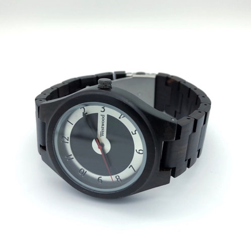 New Generation Watch Black/Silver