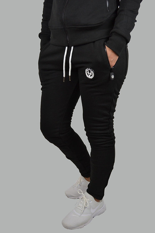 Ladies Jogger Ultra Fitted All Black