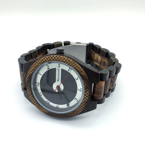 New Generation Watch Brown/Silver