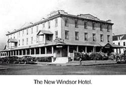 1930s New Windsor Hotel