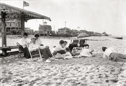 1910 Belmar on the Beach