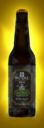Export Stout Barrel aged series