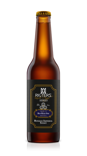 Russian Imperial Stout (Barrel Aged Series)